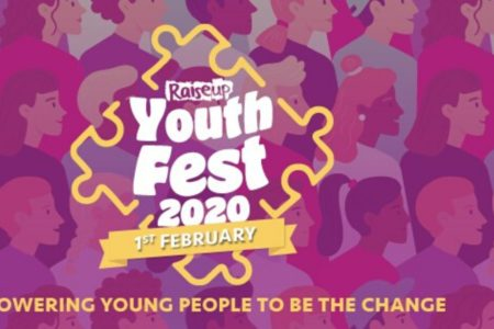 Youth Fest Banner