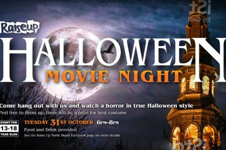 Halloween Movie Night 2017