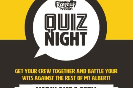 Mt Albert Quiz