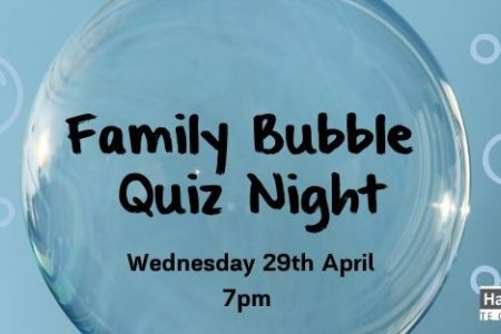 Family Bubble Quiz Night