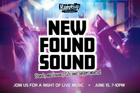 Y2378 Mt Albert New Found Sound Tv Ad