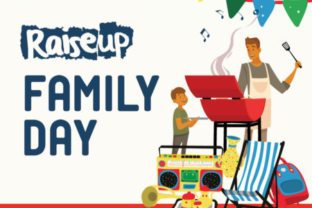 Y2690 Raise Up Family Day Fb Post Square